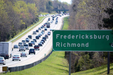 Fredericksburg region considers putting its own money into resolving I-95 congestion