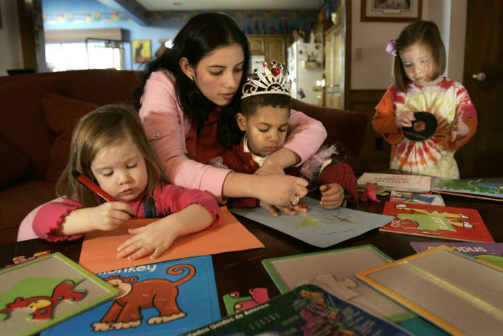 Child Care In Dc Region Really Isnt Working For Anybody Wtop