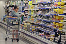 It has yet to be seen how the Trump administration views changes in food labeling and other food regulations approved during the Obama adminisration. (AP Photo/LM Otero, File)