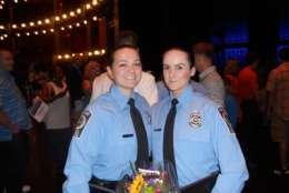 This photo shows Ashley Guindon at the Police Academy Graduation. (Courtesy Stephanie Guindon)