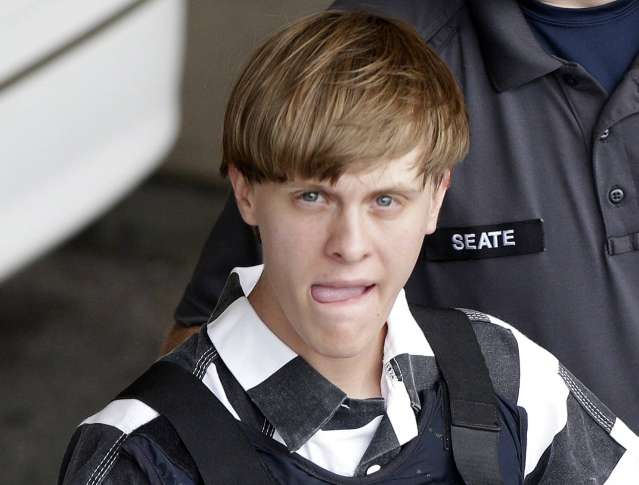Dylann Roof Plotted a Second Massacre, but Then This Happened