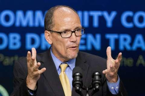 Perez chosen as new DNC chairman