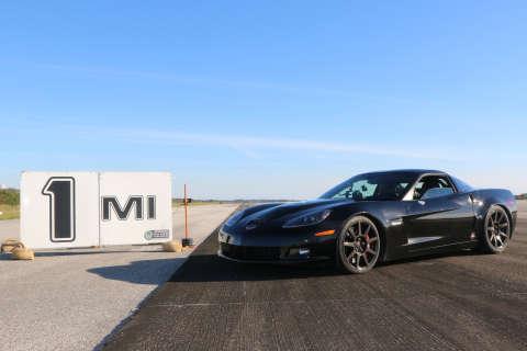 Rockville's 209 mph electric car