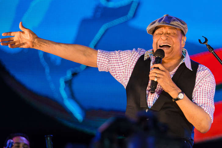 Legendary jazz singer Al Jarreau has died