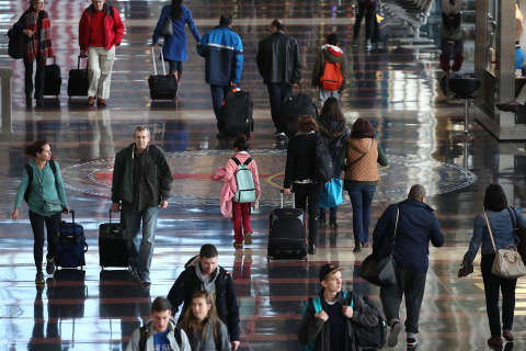 Reagan National, Dulles set new records for growth