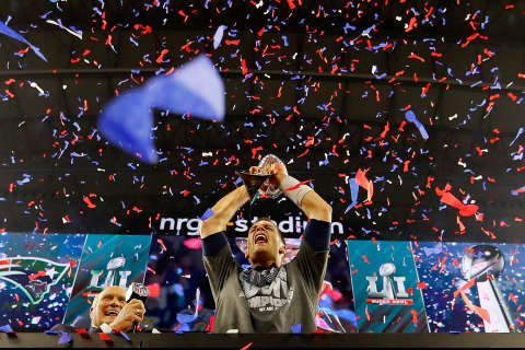 Super Bowl LI Wrap: Patriots save their best for last