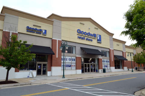 DC area Goodwill stores go upscale, raise more money