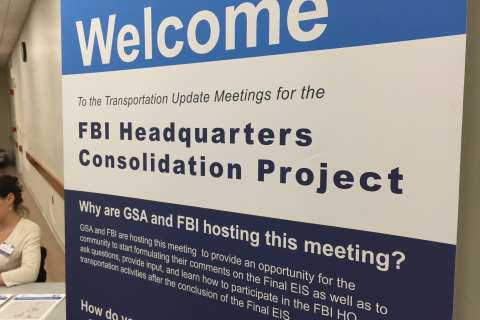 New FBI headquarters would need 60 pct. more parking than originally thought