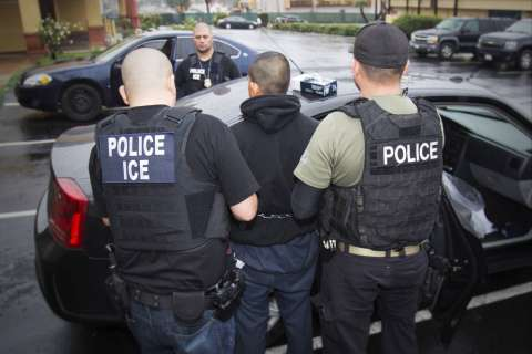 Millions targeted for possible deportation under Trump rules