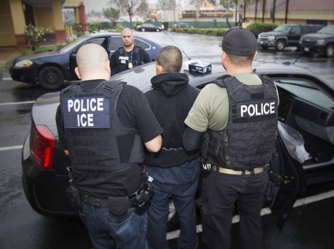 New Trump deportation policy expands law enforcement powers