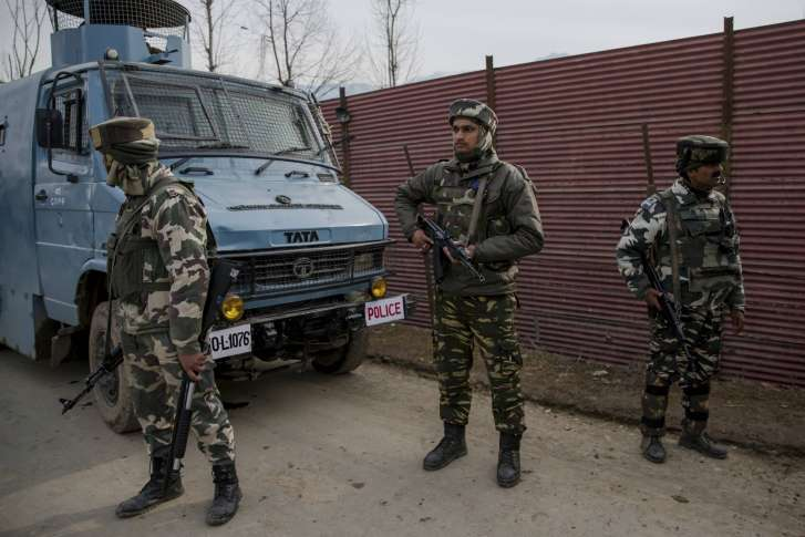 Kashmir encounters: Major among four soldiers killed; four militants also gunned down