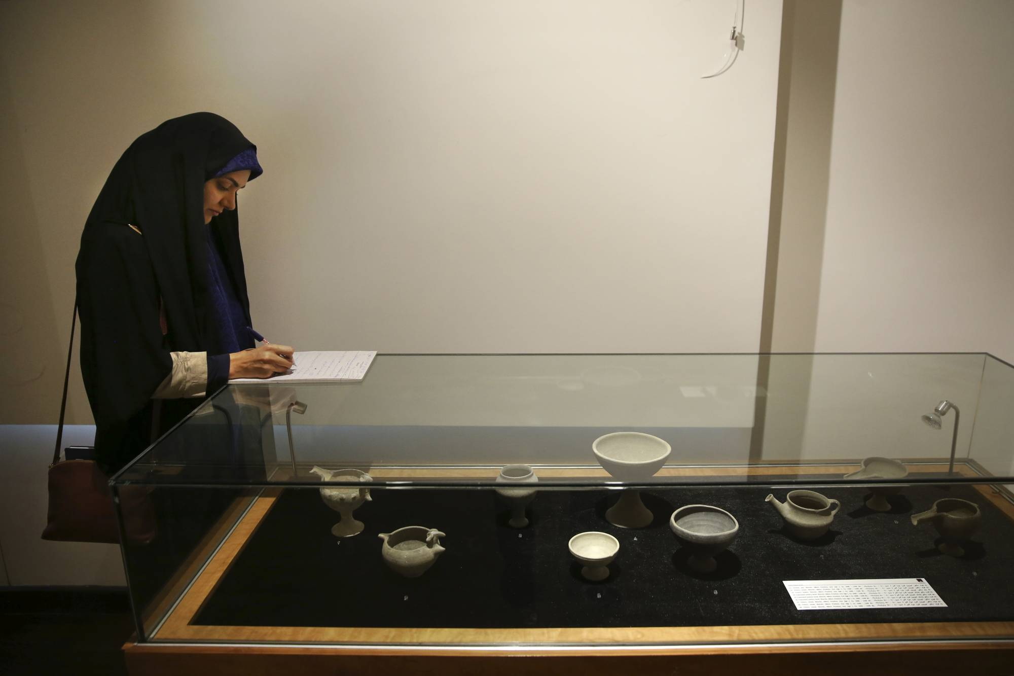 tehran iran ap u2014 iran is displaying hundreds of ancient and persian artifacts some dating back as far as years and all of them recently brought
