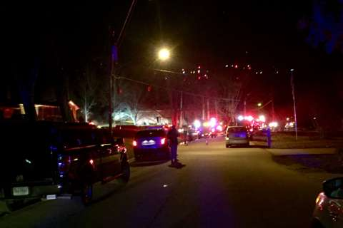 1 boy dead, 4 adults in hospital after Fairfax Co. house fire