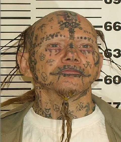 tattooed sex offender sought by us marshals arrested in dc