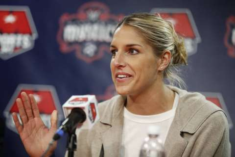 Delle Donne and Wilson choose their WNBA All-Star teams
