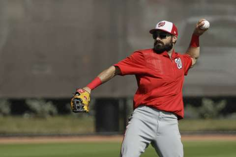 Meet the new Nationals centerfielder