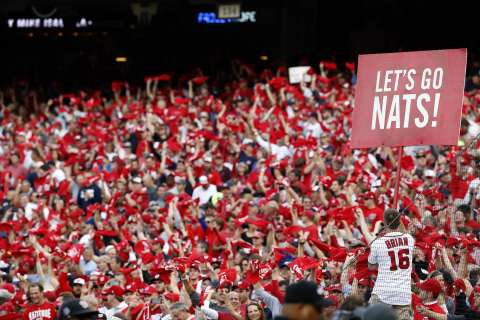 Nationals opening day survival guide: How to get there, where to park and what to do