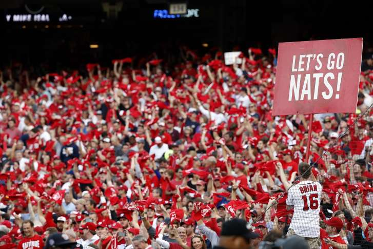 Bryce Harper receives loud boos from angry Nationals fans ...