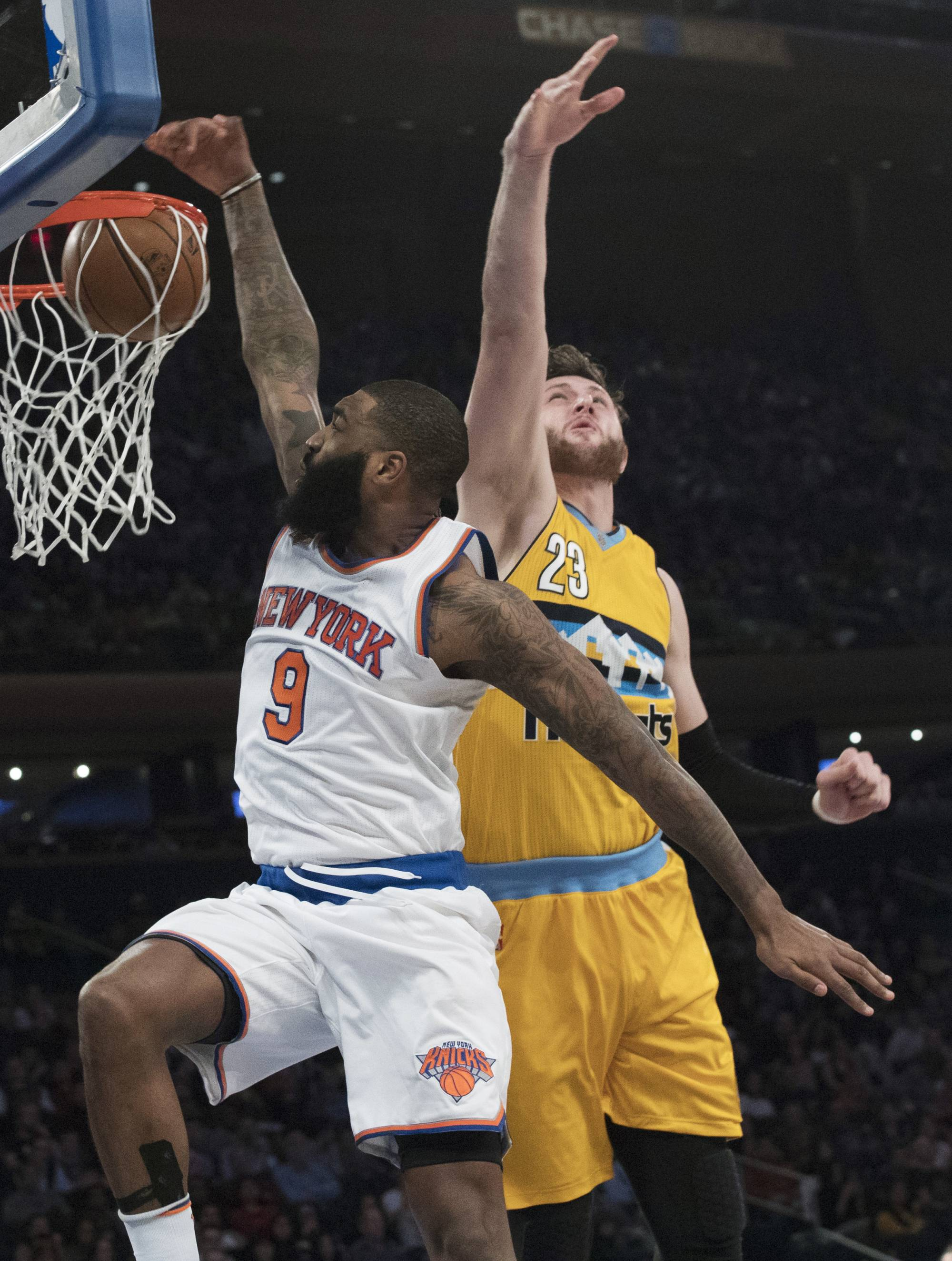 73b95554b1a DENVER (AP) — A person with knowledge of the situation tells The Associated  Press that the Denver Nuggets have traded big man Jusuf Nurkic to the  Portland ...