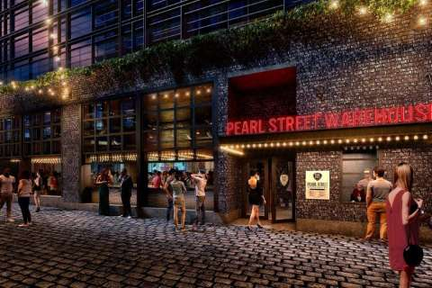 Pearl Street Warehouse music venue to open in October