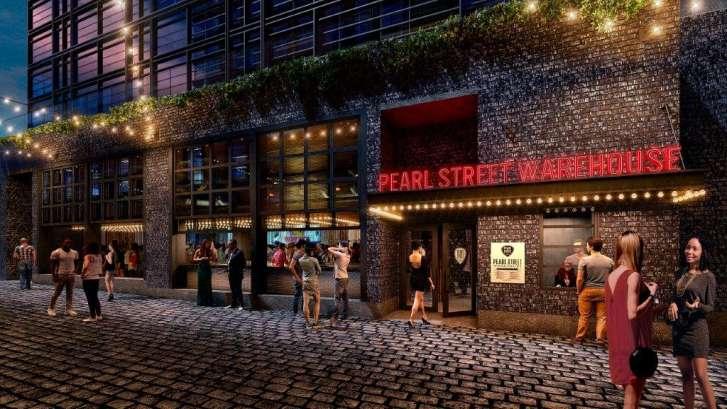 Cafe Federal Street