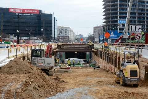 Portal will ease longstanding DC traffic snarl