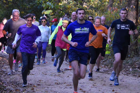 Put health first with these planned weekend runs around DC