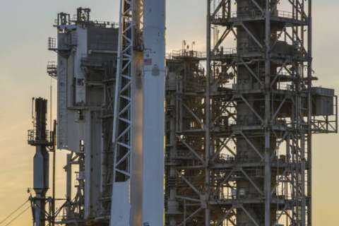 SpaceX to launch rocket from NASA's historic moon pad