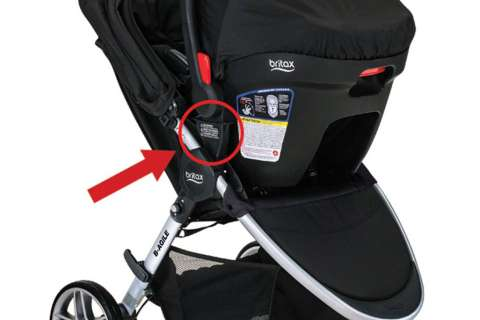 Britax recalls more than 700,000 mounting components