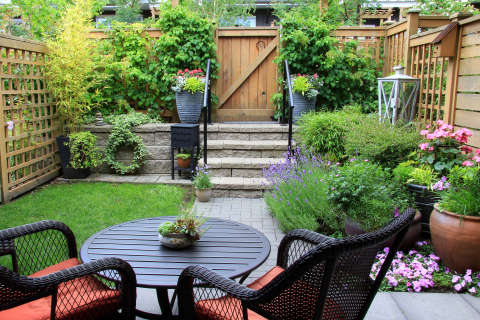Take advantage of warm weather with yard tips from DIY host