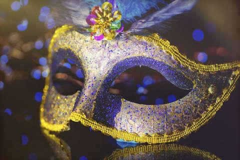 Mardi Gras celebrations around DC