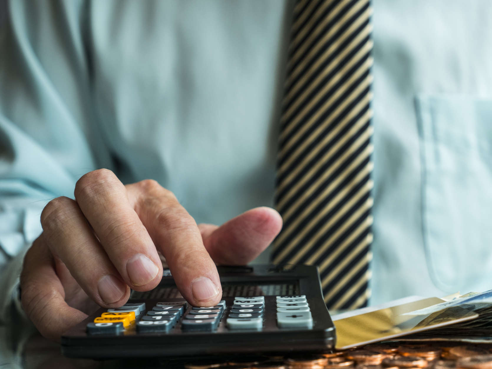 When getting preapproved for a loan, remember to factor in all of your expenses. (Thinkstock)
