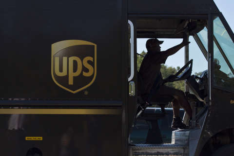 UPS tests launching drones from trucks equipped with battery chargers