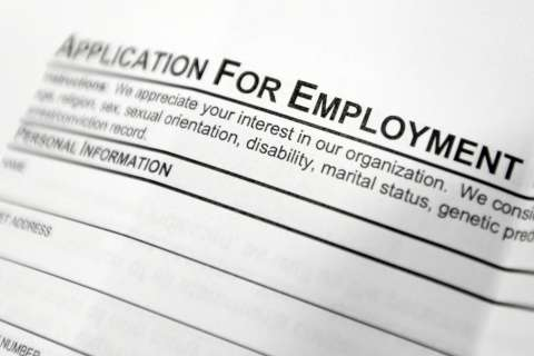 Virginia unemployment rate falls to 9-year low