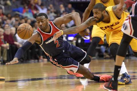 Wizards' win streak replaced by something greater