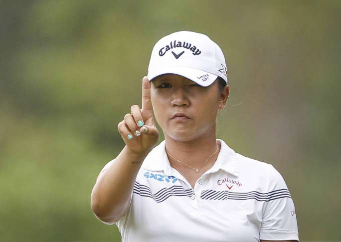 World No.1 golfer Ko laments cool putter