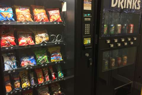 Montgomery Co. bill aims for healthy vending machines