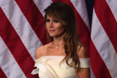 First lady Melania Trump plans move to DC in summer