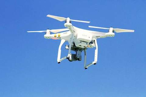 In Fairfax County, public safety drones are cleared for takeoff