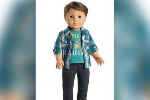 American Girl announces its first boy doll