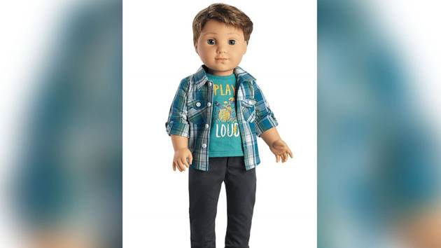Pastor irate after American Girl introduces boy doll