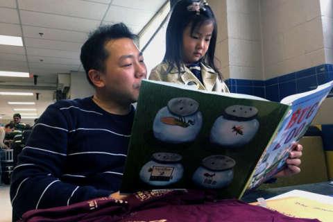 DC-area universities raise money to give away 20,000 books