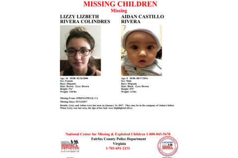 Search continues for missing Va. teen mom, baby