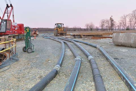WSSC stops Piscataway sewage leak; week needed for repairs