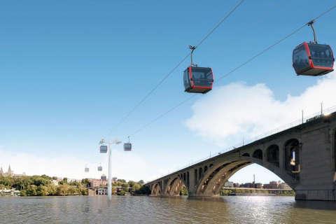 Arlington says 'no' to Rosslyn-Georgetown gondola