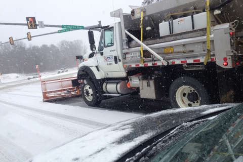 Timing of snow to challenge commuters, road crews