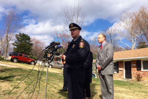 Remains found in Fairfax Co. park linked to gangs, police chief says