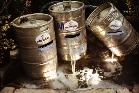 Soon-to-open Farm Brewery at Broad Run producing own yeast, hops