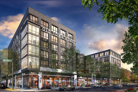 Developers break ground on residential-retail project in Alexandria's Old Town