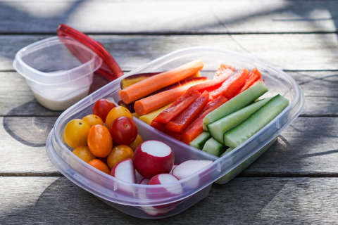 How to snack your way to better health